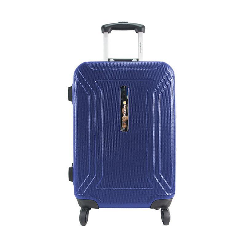 President TSA 5276 Koper - Midnight Blue [20 Inch]