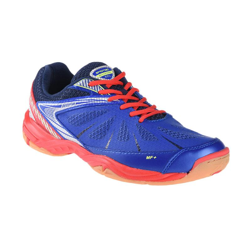 Spotec Deception Decept Sepatu Olahraga - Blue