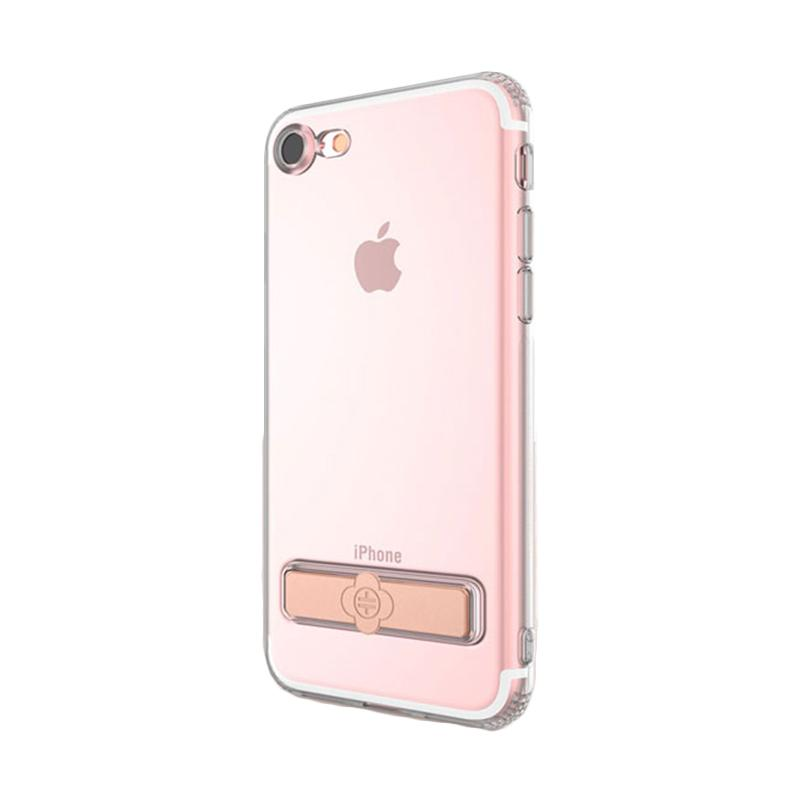 Totu Keen Series Casing for iPhone 7 - Rose Gold