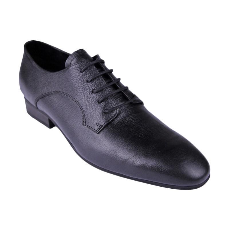 Ftale Footwear Potro Mens Shoes - Black Milling