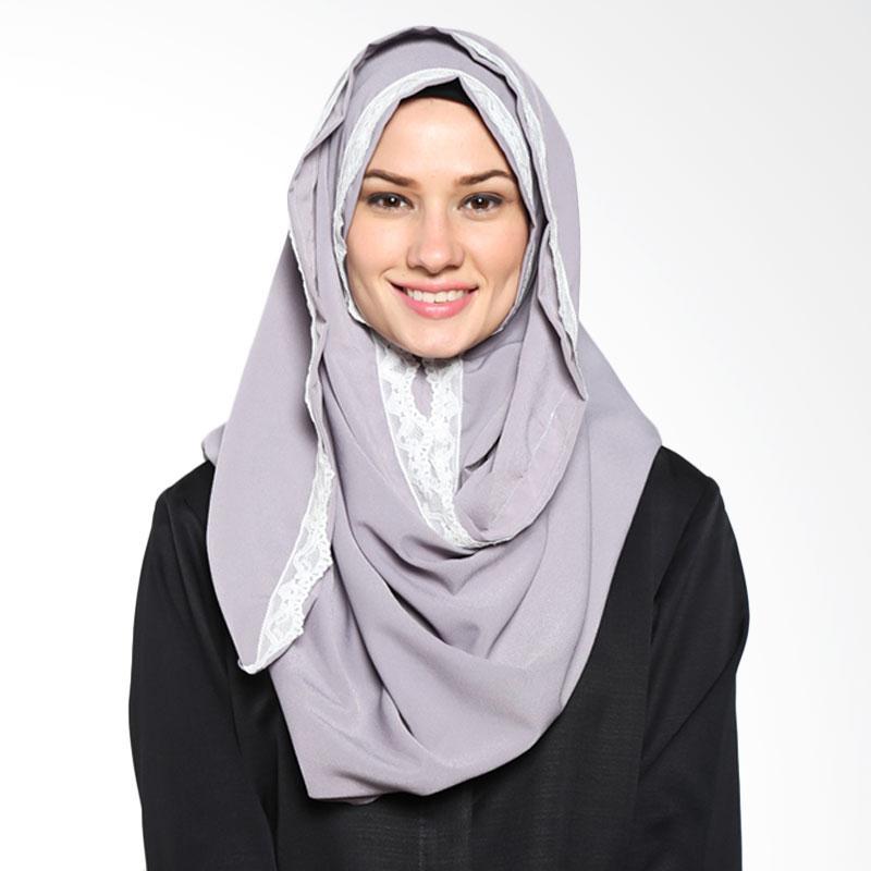 Tatuis tatuis pashmina damour 044 pashmina hijab   grey full02