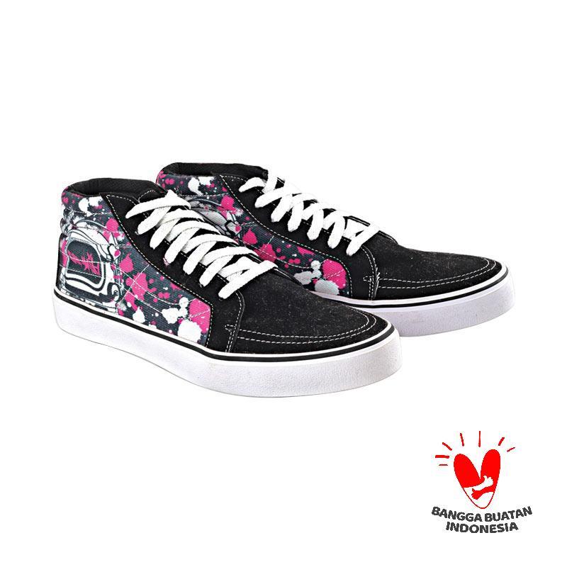 Blackkelly Heliconia LJO 070 Sepatu Sneakers Anak