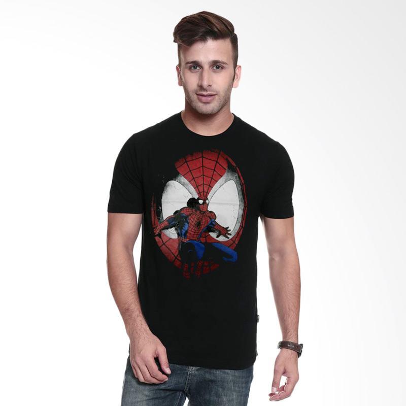 Fantasia Fear Of Spiderman T-Shirt Pria - Hitam Extra diskon 7% setiap hari Extra diskon 5% setiap hari Citibank – lebih hemat 10%