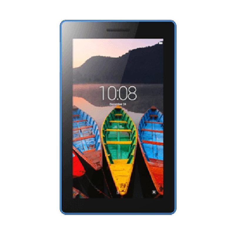 Lenovo Tab3 7 LTE Call TB3-730X Tablet - Hitam [2GB/16GB]