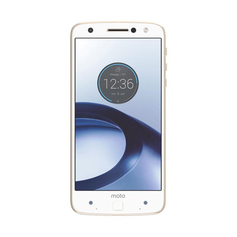 MOTOROLA MOTO Z Smartphone - White [64GB/ 4GB]