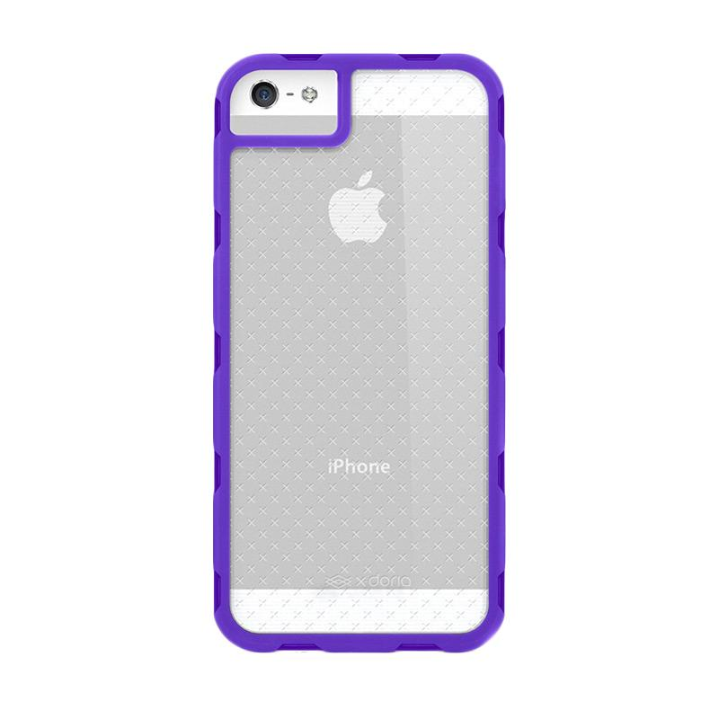 X-doria Defense 720�� Casing for Apple iPhone 5/5S/5SE - Purple