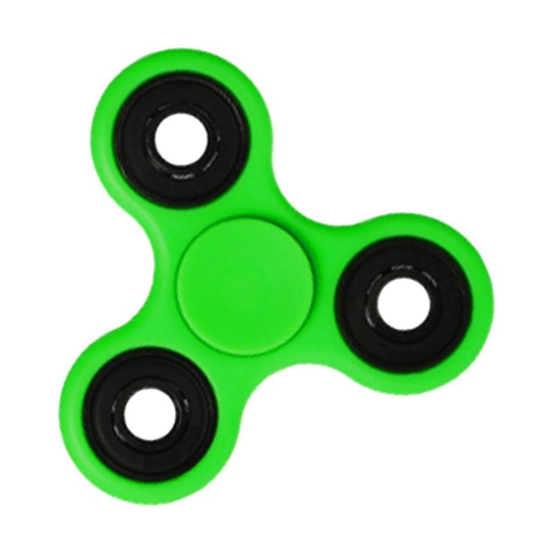 Aimons Hand Spinner Fidget Focus Toys - Hijau