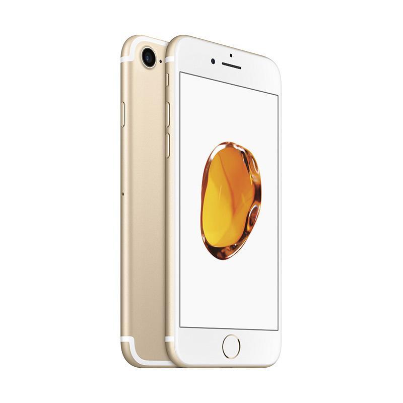 Apple iPhone 7 128 GB Smartphone - Gold [Garansi Internasional] - 9284311 , 15441654 , 337_15441654 , 12900000 , Apple-iPhone-7-128-GB-Smartphone-Gold-Garansi-Internasional-337_15441654 , blibli.com , Apple iPhone 7 128 GB Smartphone - Gold [Garansi Internasional]