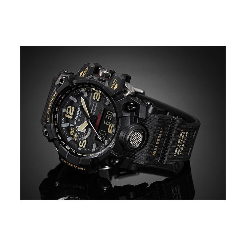 Jual CASIO G-SHOCK GWG-1000-1A Mudmaster Black Jam Tangan Pria Online -  Harga   Kualitas Terjamin  93d6693b8a