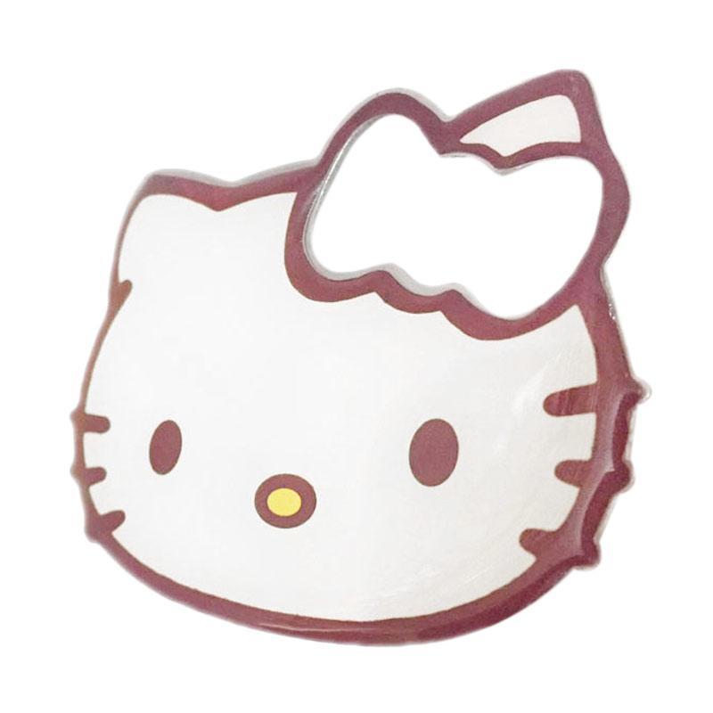 Hello Kitty Head HK Pembuka Botol - White