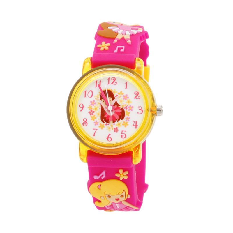 LINKGRAPHIX KT33 Dance Jam Tangan Anak - Pink