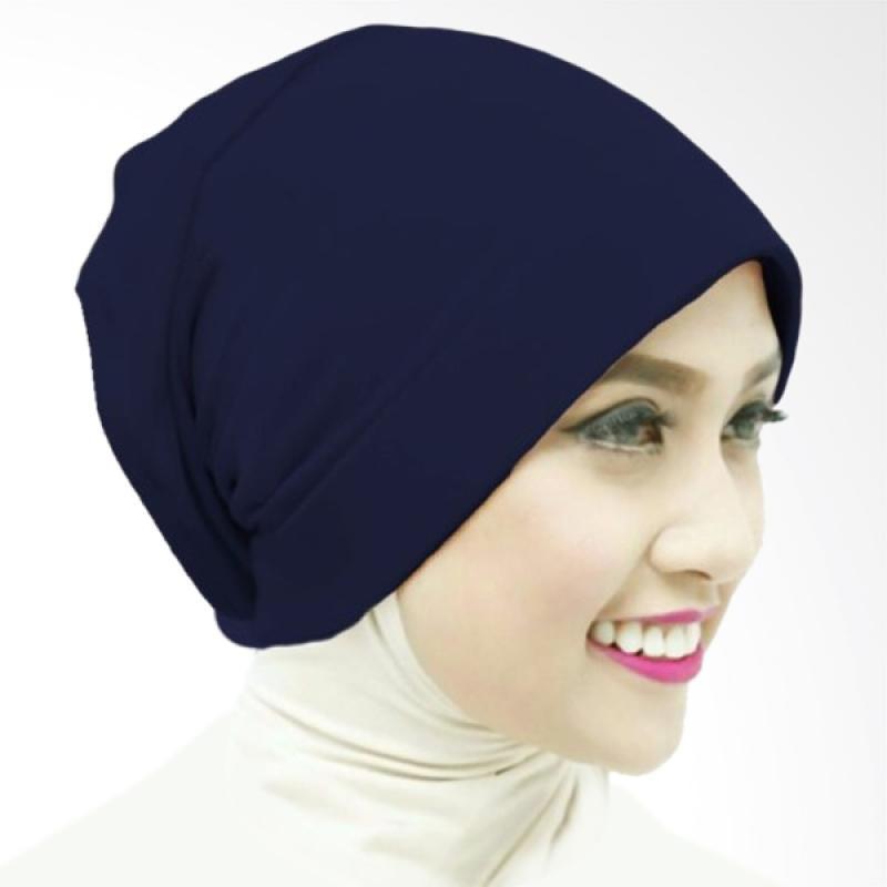 Milyarda Naura Hijab Ciput - Biru Dongker