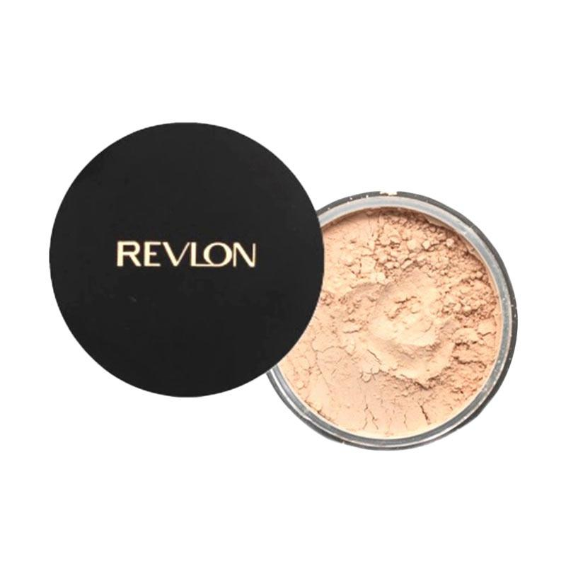 Revlon Touch & Glow Face Powder - Creamy Peach [24 g]