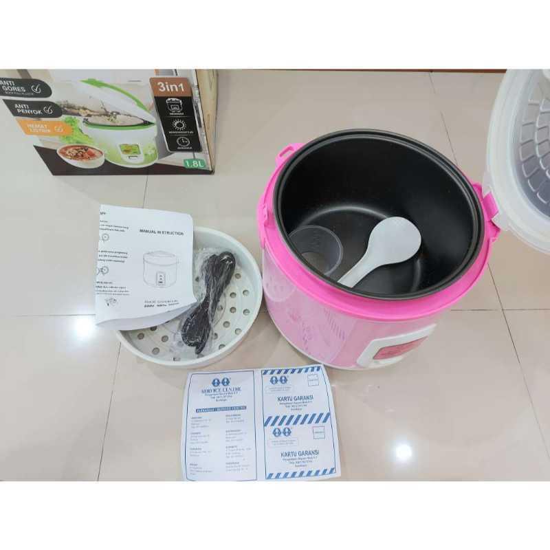 Jual Magic Com Rice Cooker 1 8 Liter Online Maret 2021 Blibli