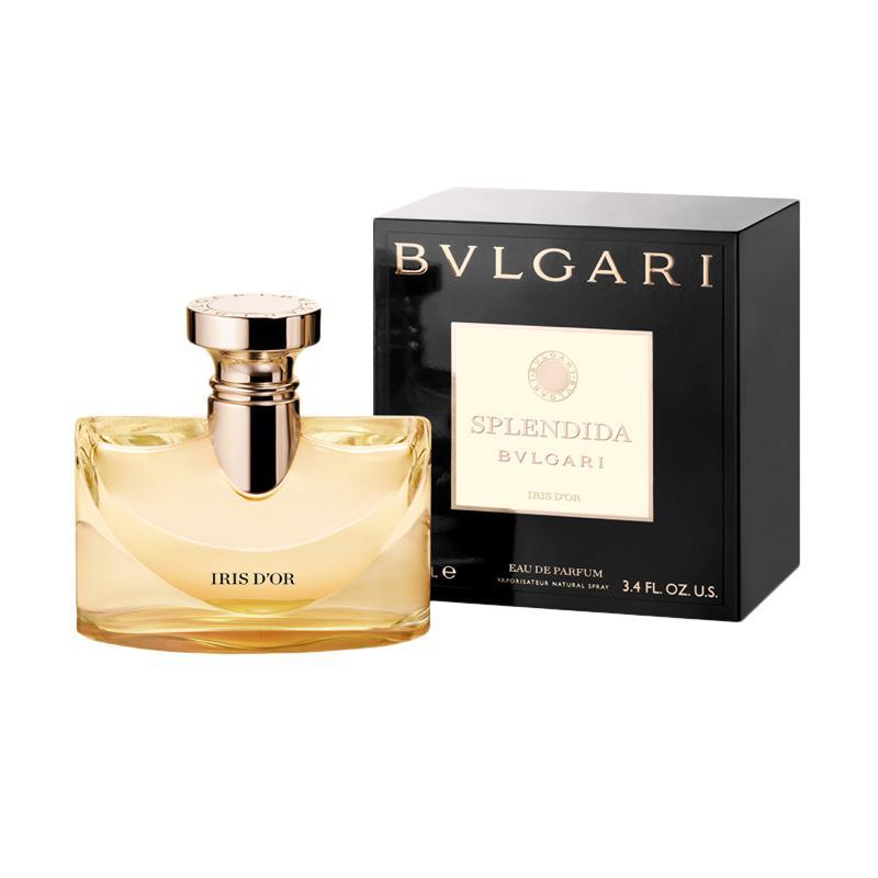 Bvlgari Splendida Iris d'Or Eau de Parfum Parfume Wanita [100 mL]