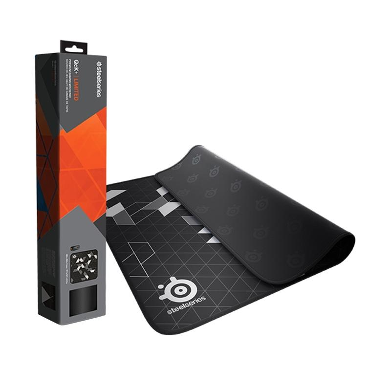 SteelSeries QCK Limited with Stitch Edges Mousepad