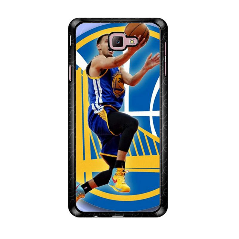 Flazzstore Stephen Curry Z4049 Custom Casing for Samsung Galaxy J7 Prime