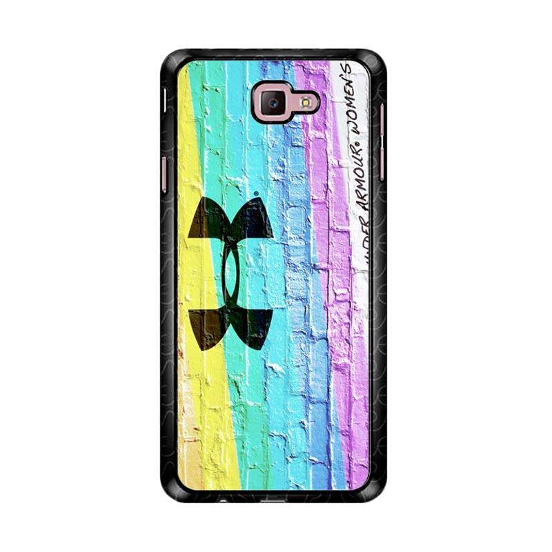 Flazzstore Under Armour Womes Z4758 Custom Casing for Samsung Galaxy J7 Prime