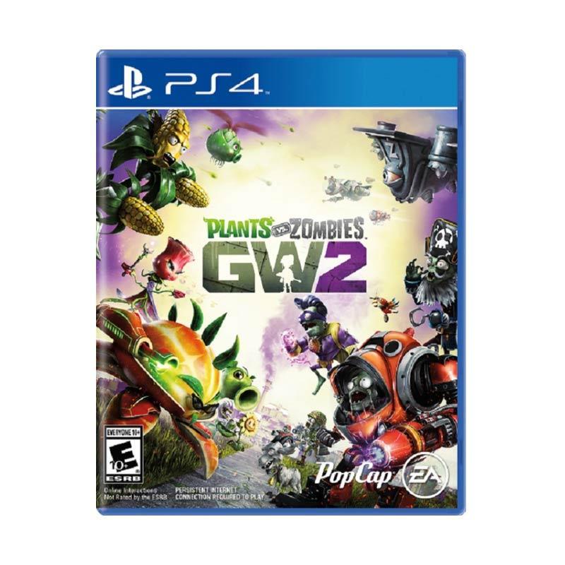 harga SONY PS4 Plant VS Zombie DVD Game Blibli.com