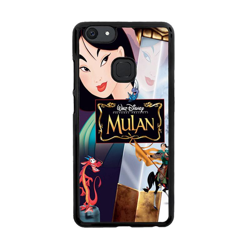 Flazzstore Mulan Disney Z0511 Custom Casing for Vivo V7