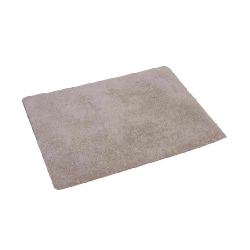 ENJOY101 Non Slip Antibacterial Bath Mat - Grey