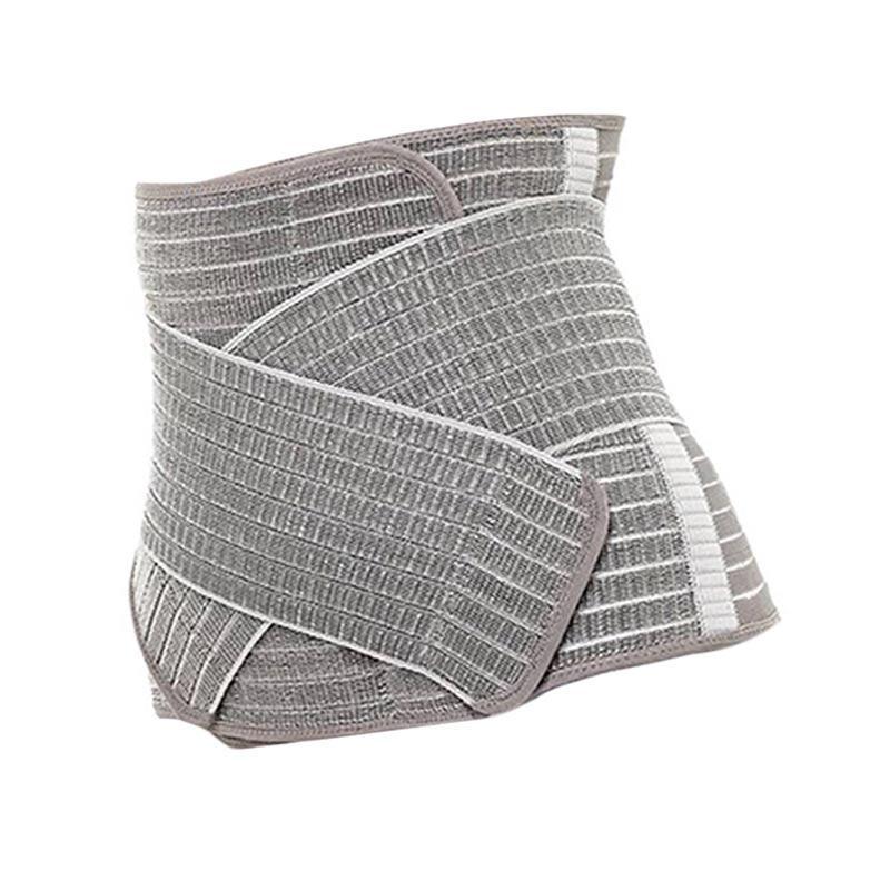 Mamaway Nano Bamboo Postnatal Recovery Support Belly Band Grey