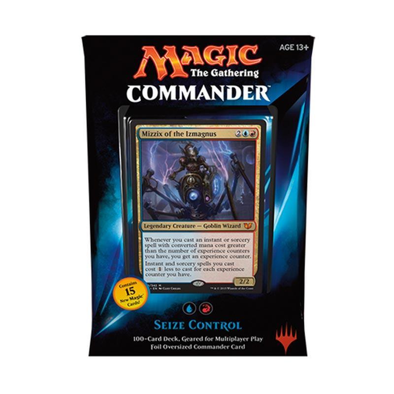 MTG Magic - Commander 2015 Mystic Confluence SP R