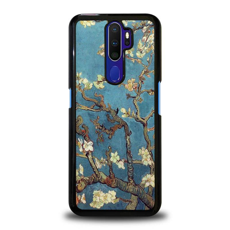 Jual Hardcase Casing Custom Oppo A5 2020 Almond Branches In Bloom
