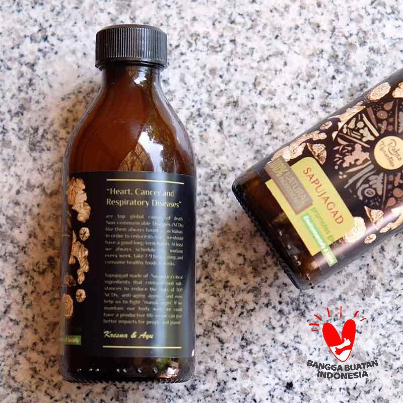 Rahsa Nusantara Sapujagad Obat Herbal