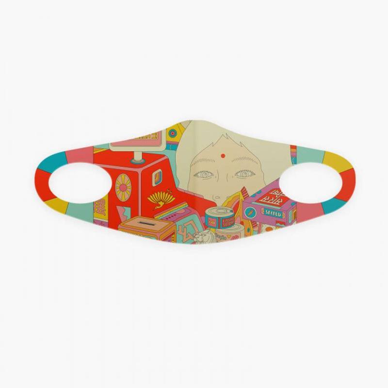 Masker Untuk Indonesia Ardneks Masker Kain Regular