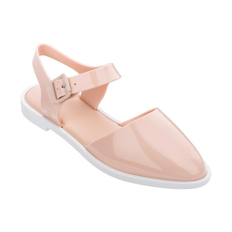 Melissa Kira Ad Sandal Wanita Pink White