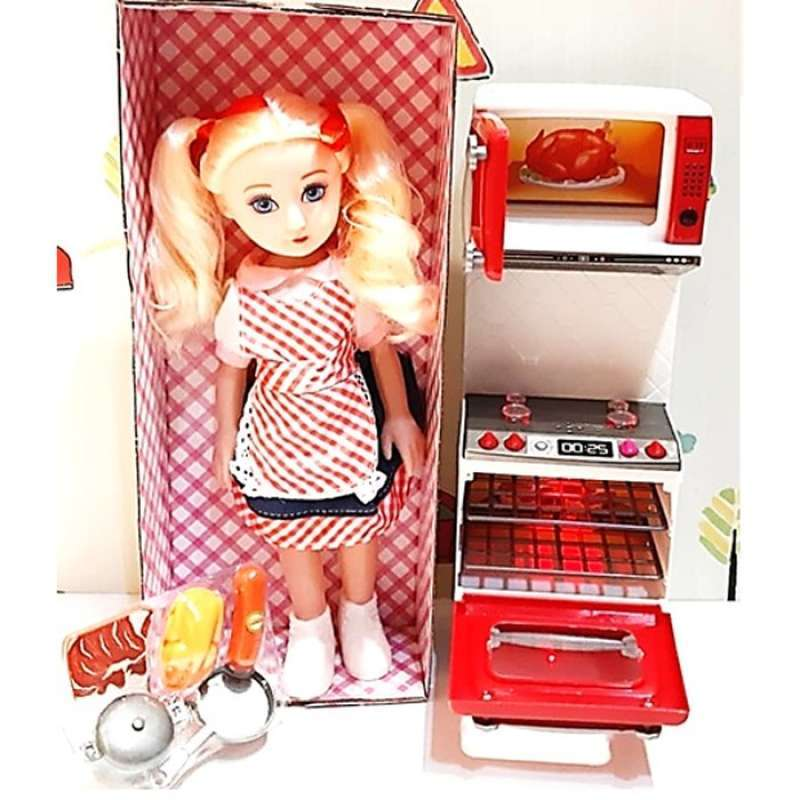 Jual Mainan Masak Masakan Kitchen Set Dapur Musik Lampu Set Anak Perempuan Online November 2020 Blibli Com