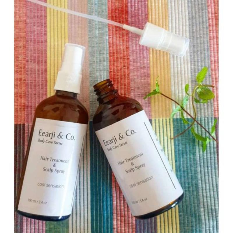 Jual Eearji Co Natural Hair Care Hair Treatment Tonic Serum 100ml Online Desember 2020 Blibli