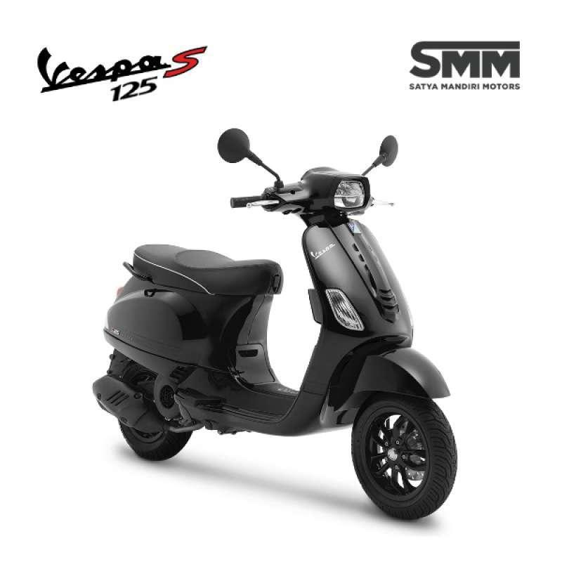 Jual Vespa S 125 I Get Sepeda Motor Vin 2020 Otr Surabaya Online Februari 2021 Blibli