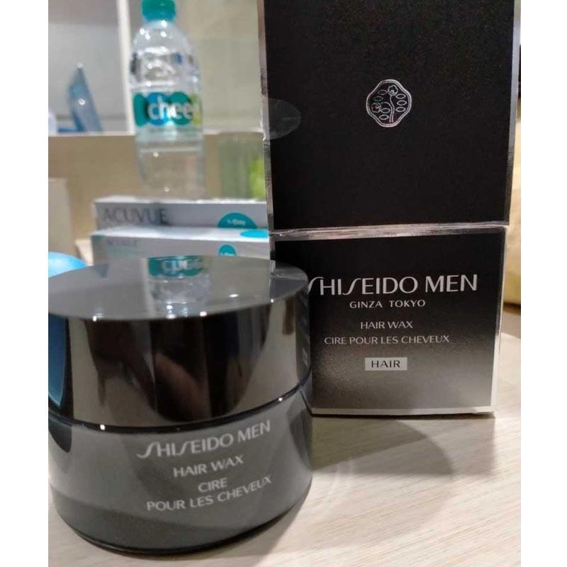Jual Shiseido Men Hair Wax Cire Pour Les Cheveux Online Oktober 2020 Blibli Com