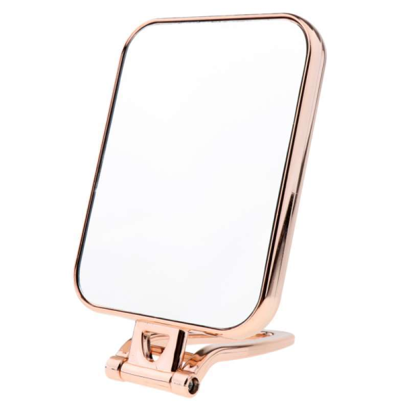 Folding Free Standing Makeup Mirror, Vanity Mirror Bathroom