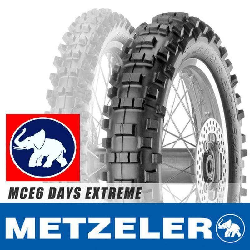 Ban Motor Trail Import Metzeler Mce6 De 140 80 18 70M Soft