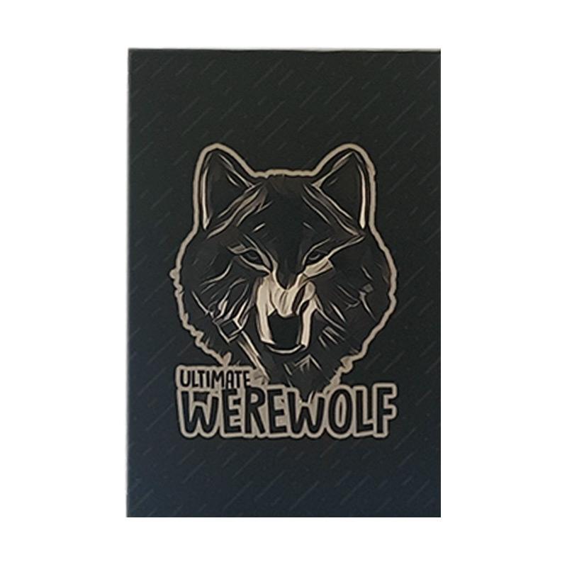 Aya Ide Werewolf Card Game Ultimate Mainan Kartu