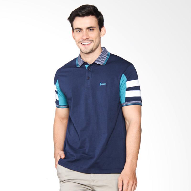 Hammer Fashion Polo Shirt - Real Teal H.Blue D1PF397B1