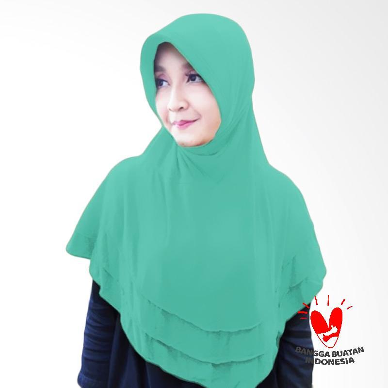 Milyarda Hijab Bergo Plat Kerudung Instant - Tosca