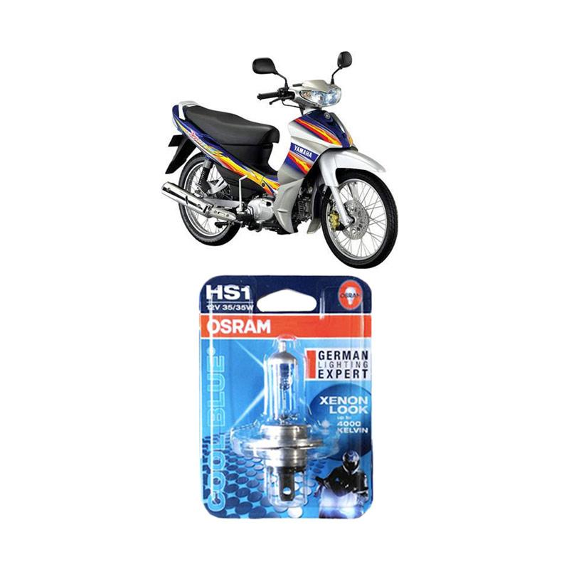 harga Osram HS1 Bohlam Lampu Depan Motor for Yamaha Jupiter [12 V-35/35 W] 64185CB Blibli.com