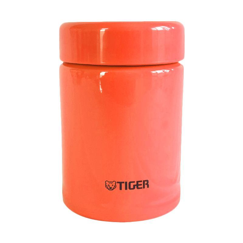 Tiger Thermal Soup Cup MCAA025 Termos - Orange [250 mL]
