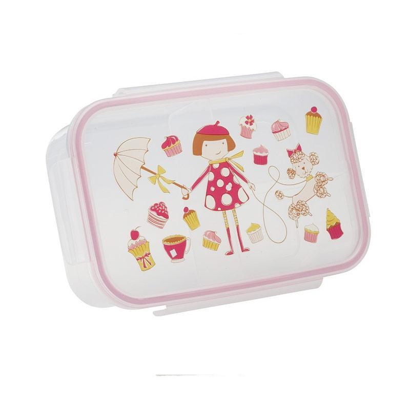 Sugar Boogar Gopd Girl Cupcake Lunch Box