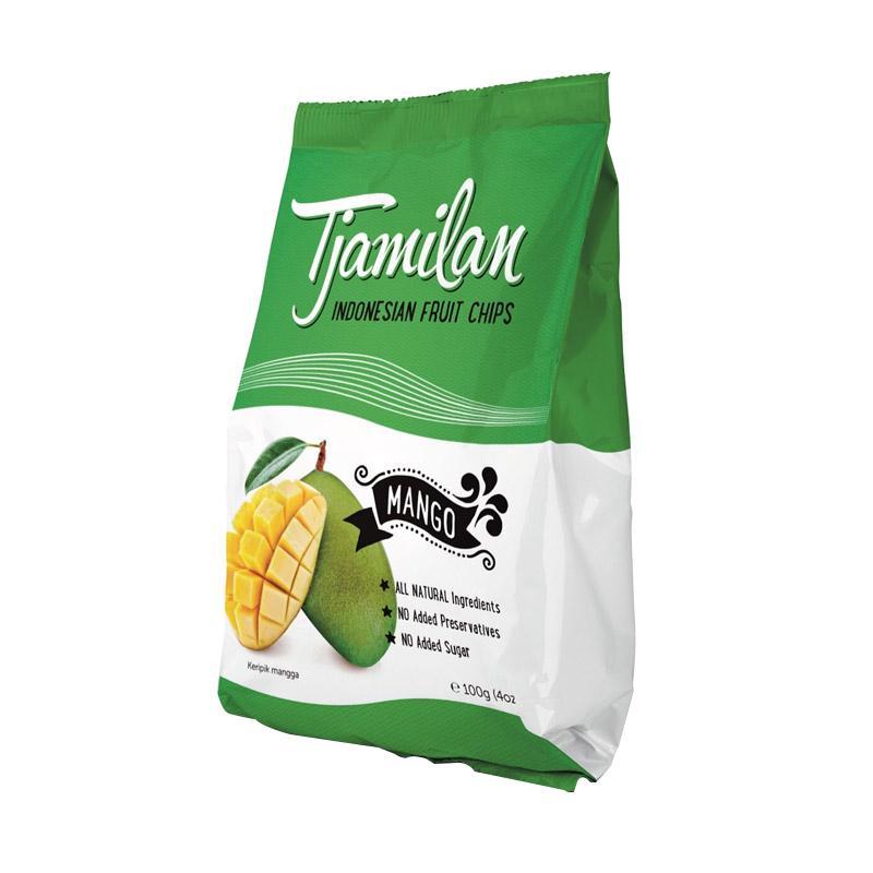 Tjamilan Keripik Mangga Snacks & Makanan kering