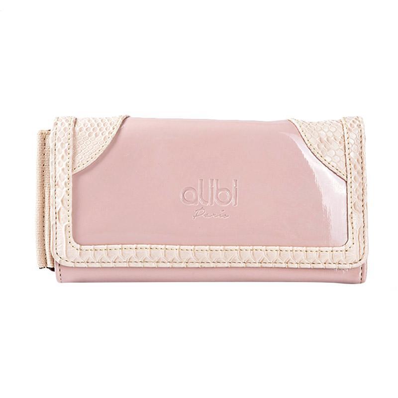 Alibi Aquella Wallet W0412D1 Long Wallet - Dusty Pink