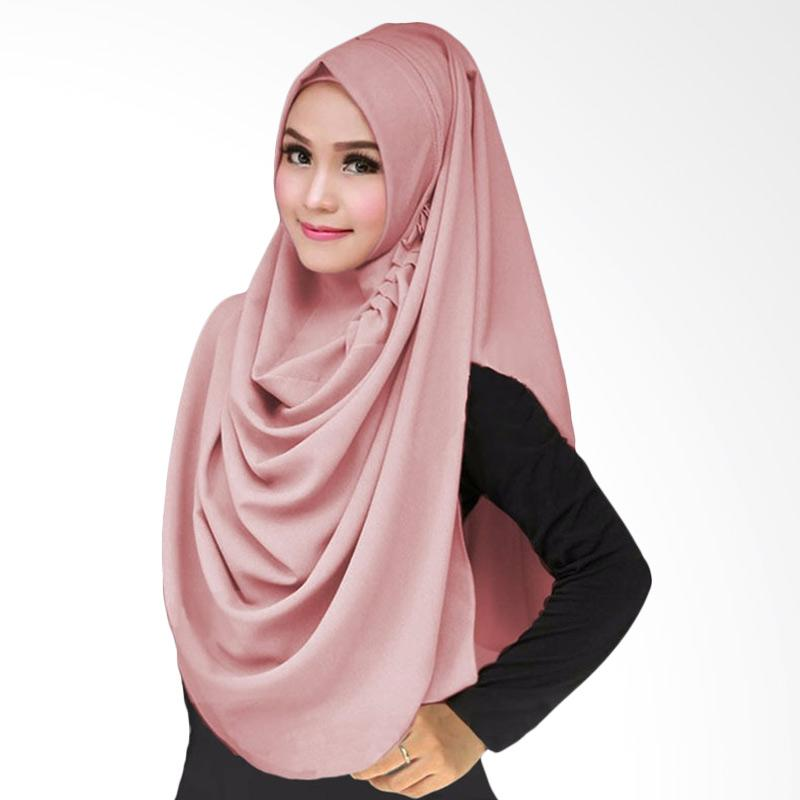 Kus Group LCB Hijab Instant - dusty pink