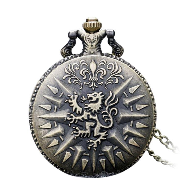harga Anneui Klasik Vintage Retro PW5 Pocket Watch Blibli.com
