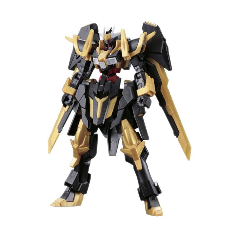 Bandai HGBF NK-13S Gundam Schwarzritter Model Kit [1 : 144]