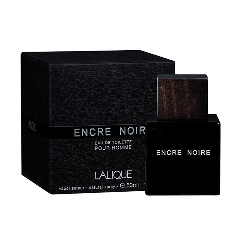 Lalique Encre Noir for Men EDT Parfum Pria [100 mL]