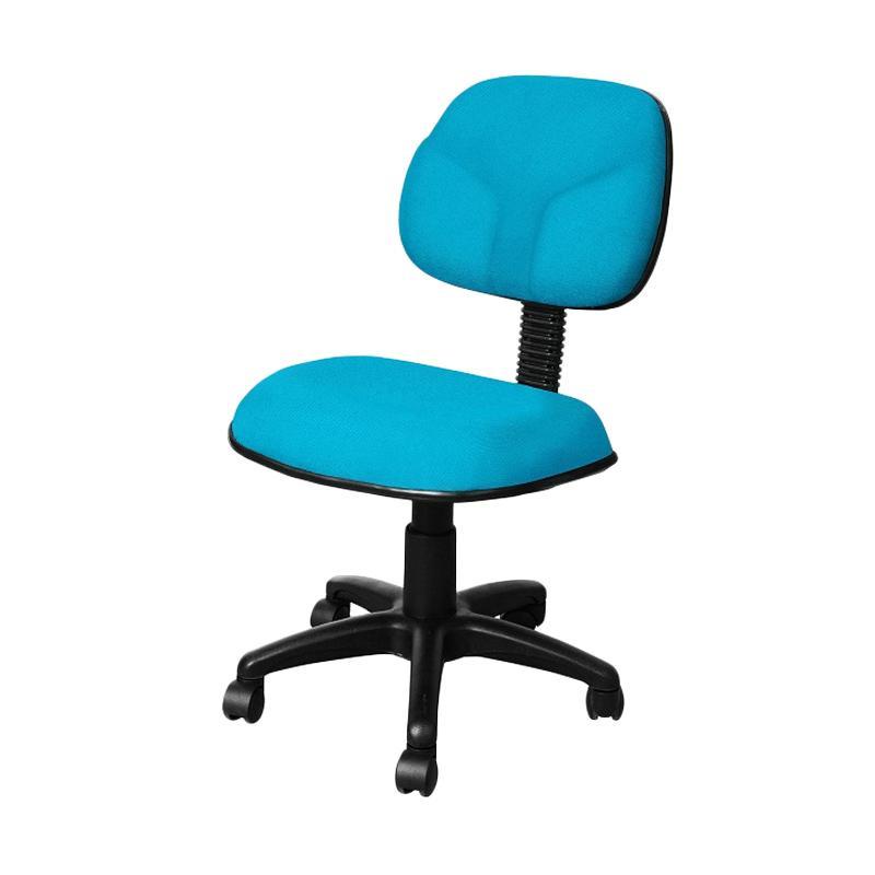 Uno Milan G U-15 Office Chair - Biru [Khusus Jabodetabek]
